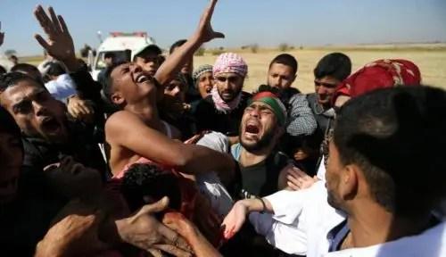 La complicidad silenciosa de la prensa estadounidense con la masacre israelí en Gaza