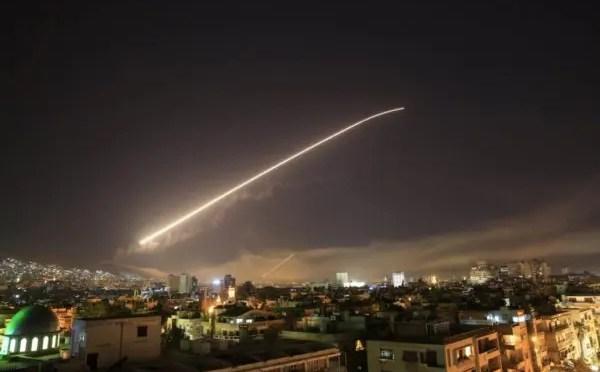 Editorial: por la victoria militar siria frente al ataque imperialista