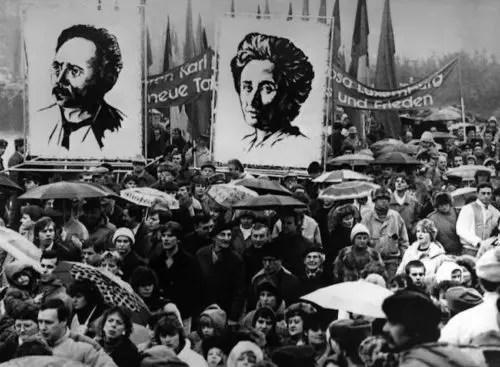 Rosa de Luxemburgo: el origen del Primero de Mayo