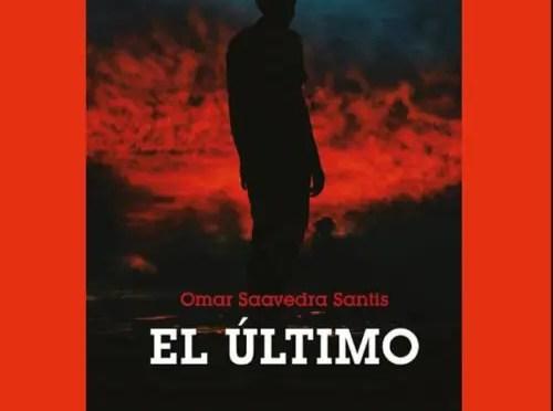 """Omar Saavedra Santis presenta su novela  """"El Último"""" – Viña (11 mayo 2018)"""