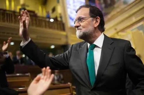 España: Rajoy ha caído. ¡Sí se puede!