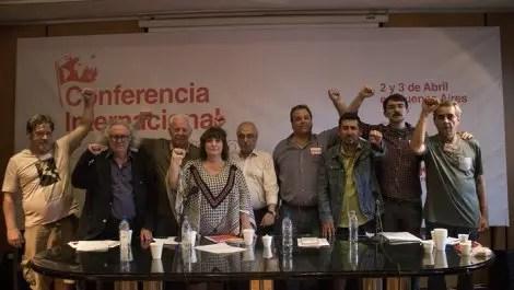 """El Partido Obrero en Argentina busca """"refundar"""" la Cuarta Internacional en alianza con el estalinismo"""