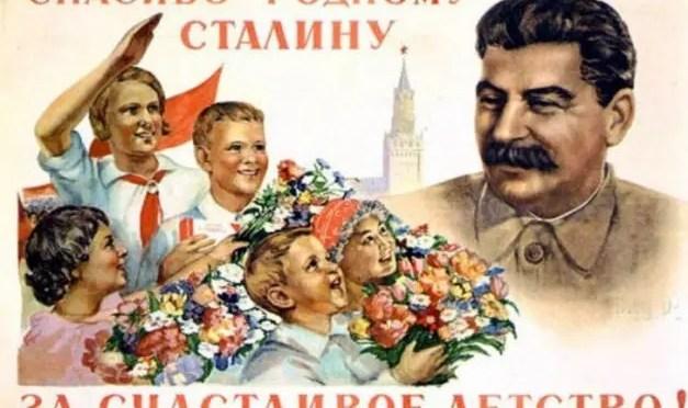 La caída del comunismo que nunca lo fue