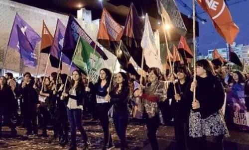 La utopía reformista del Frente Amplio, el peligroso encanto del punitivismo y la lucha por la total emancipación de las mujeres