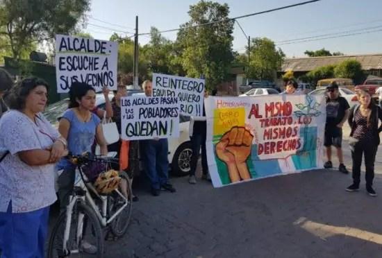 Demandas de Trabajadoras/es a Honorarios, los límites del componente jurídico. La experiencia del Sindicato de Honorarios de Cerro Navia.