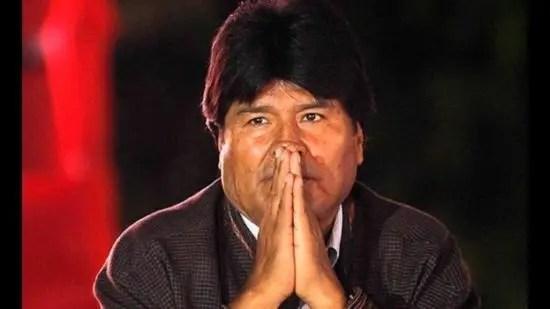 Bolivia: millonadas de dólares paga Evo Morales por indemnizaciones a transnacionales saqueadoras