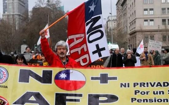 Conclusiones del III Congreso Nacional No + AFP (12 y 13 de enero 2018)