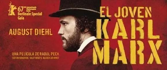 Cine: El Joven Karl Marx
