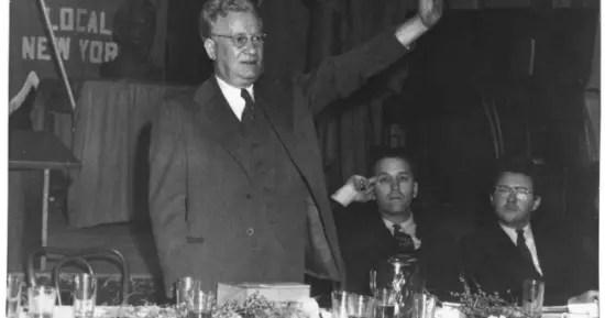 James P. Cannon: sindicalistas y revolucionarios (1953)