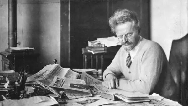 León Trotsky y la revolución en Chile