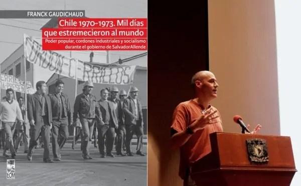 """Comentario al libro """"Chile 1970-1973. Mil días que estremecieron al mundo"""""""
