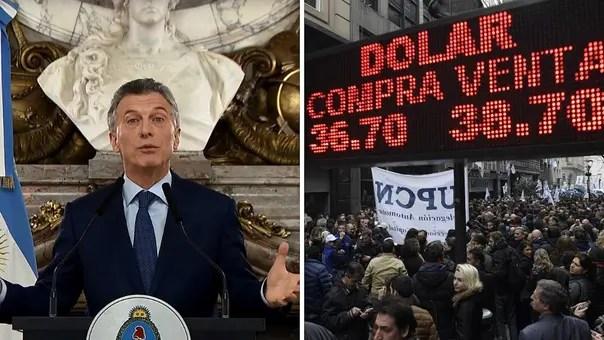 Argentina, al borde del abismo