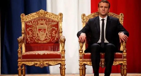 Francia: presupuestos 2019 Macron el Robin de los Bosques al revés