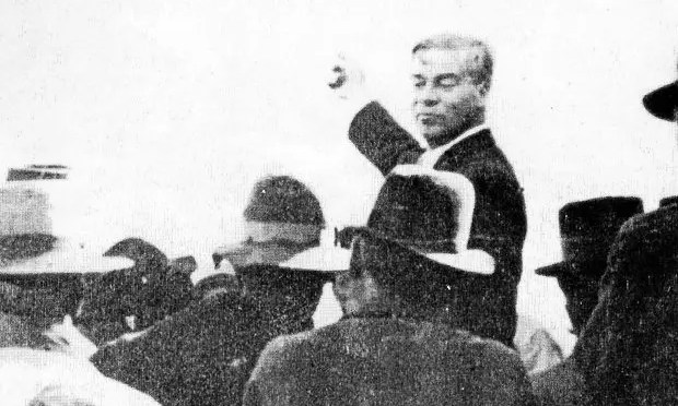 Luis Emilio Recabarren: las «fiestas patrias» (1905)