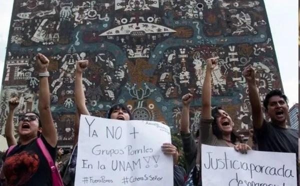 México: rebelión estudiantil contra la represión y el autoritarismo
