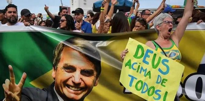 Bolsonaro venció en las elecciones más manipuladas de la historia reciente de Brasil