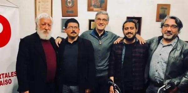 Triunfo del No, Aula Segura y la muerte de Alejandro Castro (Porteño en Portales Nº6)