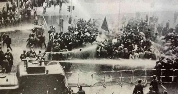 México: 50 años desde la masacre de Tlatelolco de 1968