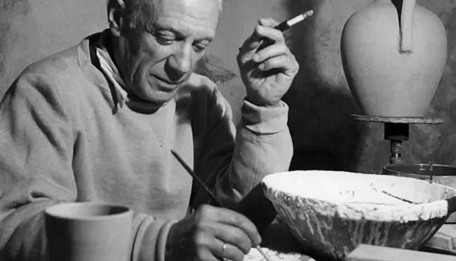 Entrevista a Pablo Picasso