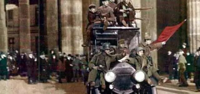 Alemania 1918: una revolución que pudo cambiar el mundo