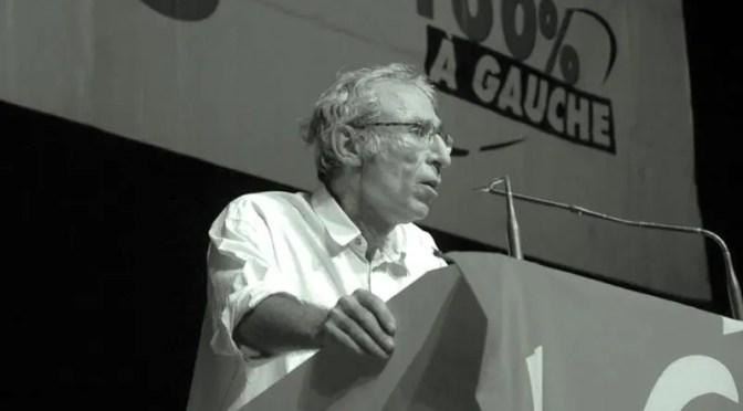 El intelectual simbólico: notas al margen sobre las Memorias de Daniel Bensaïd