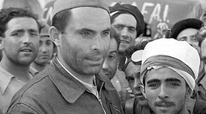 Emma Goldman: Durruti ha muerto pero está vivo todavía