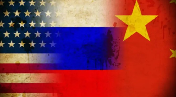 Cumbre del G20 eclipsada por la tripolaridad de EE.UU. / Rusia / China