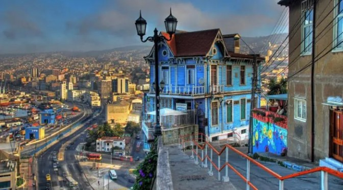 Valparaíso, puerto pivote entre la APEC y el Atlántico Sur