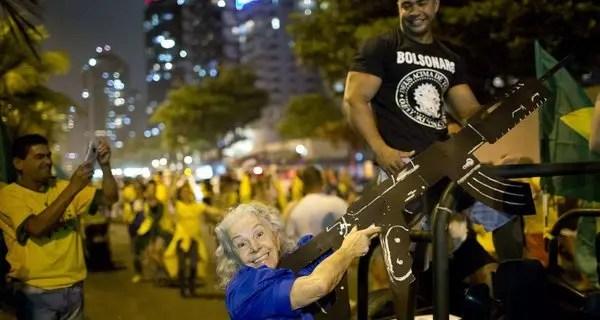 Brasil: la nueva potencia de la derecha mutante