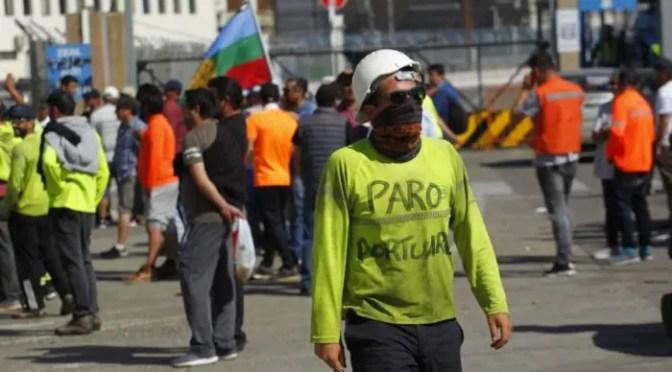 Valparaíso: Portuarios condicionan atención  crucero Le Boréal a establecimiento de mesa de diálogo propuesta por Sharp