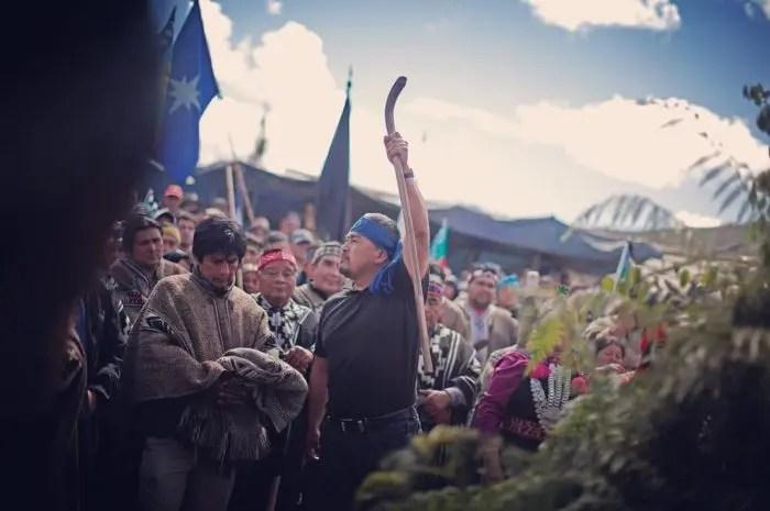 Entrevista: Héctor Llaitul, Guerrero mapuche del Siglo XXI