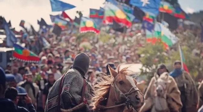 El pensamiento emancipatorio de la Coordinadora de Comunidades Mapuche en conflicto (CAM)