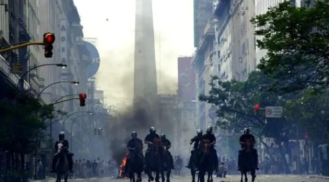 La crisis argentina, una visión de largo plazo
