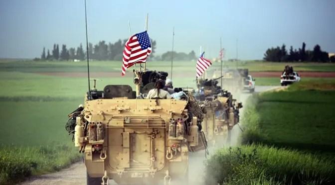 Siria: la retirada de las tropas de EEUU deja abierto el camino a Turquía