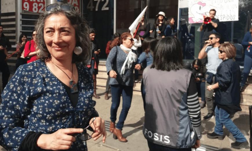 """Orietta Fuenzalida, candidata elecciones ANEF: """"El Estado castiga a sus trabajadores"""""""