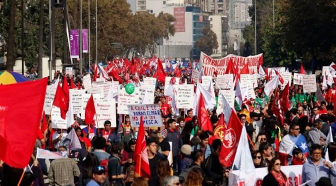 Necesitamos unir la lucha de los trabajadores en todo Chile