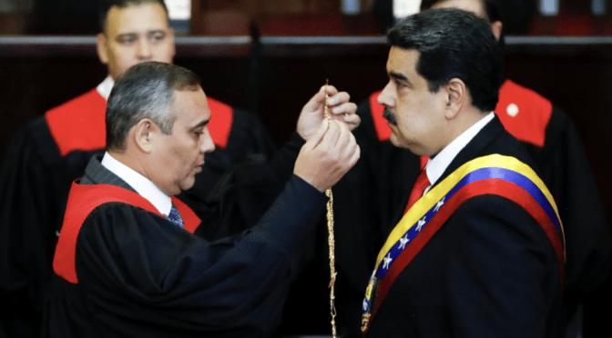 Defender la autodeterminación de Venezuela, luchando contra el Gobierno proimperialista de Piñera