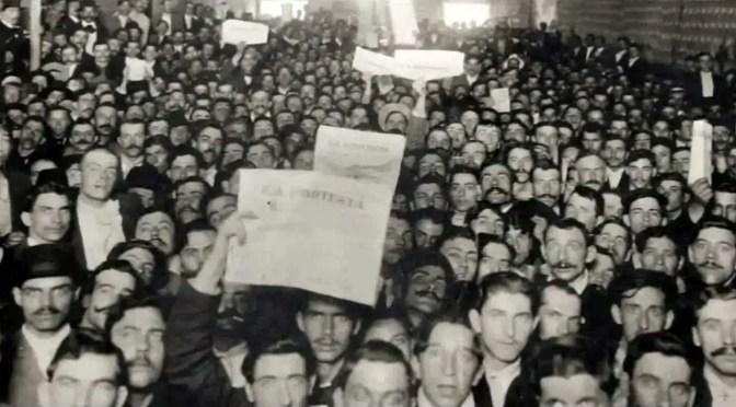 Argentina: 100 años de la Semana Trágica