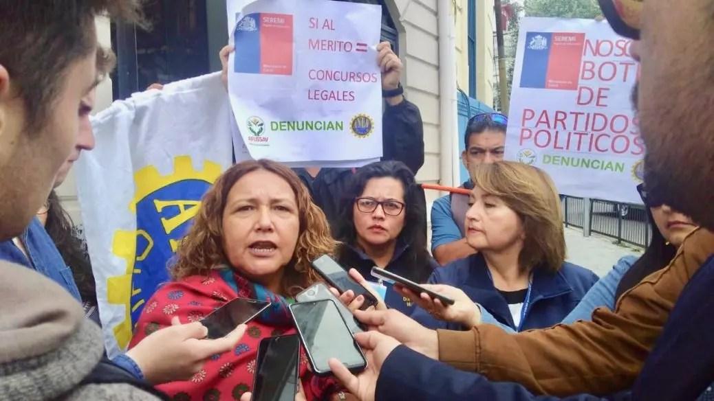 Tiempos peores en Valparaíso: ANEF denuncia 53 apitutados en SEREMI de Salud