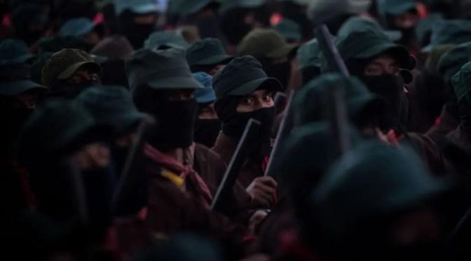 Chiapas: El EZLN se declara en rebeldía contra lópez  Obrador