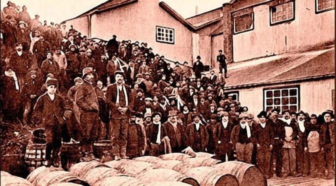 """A 100 años de la """"Comuna de Puerto Natales"""", primera experiencia de Levantamiento y poder obrero en Chile y la Patagonia"""