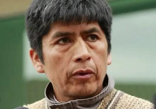 """José Huenchunao: """"Lo que hoy día planteamos es cómo se restituyen nuestros derechos"""""""