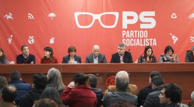 ¿Qué te pasó Partido Socialista? ¿Qué eres? ¿Adónde y con quién vas?