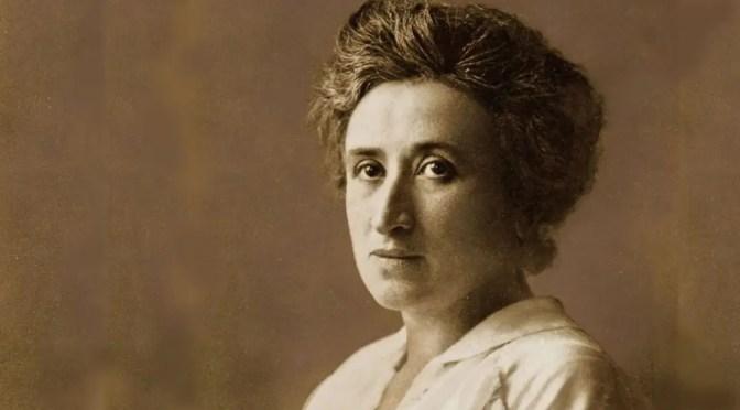 La recepción de la obra de Rosa Luxemburgo en España