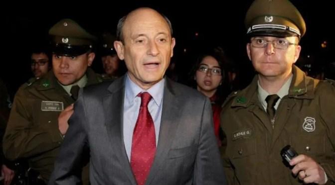 El torturador Juan Emilio Cheyre preso por caso «Caravana de la Muerte»