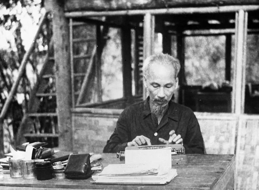 Carta de Ho Chi Minh a Lyndon B. Johnson