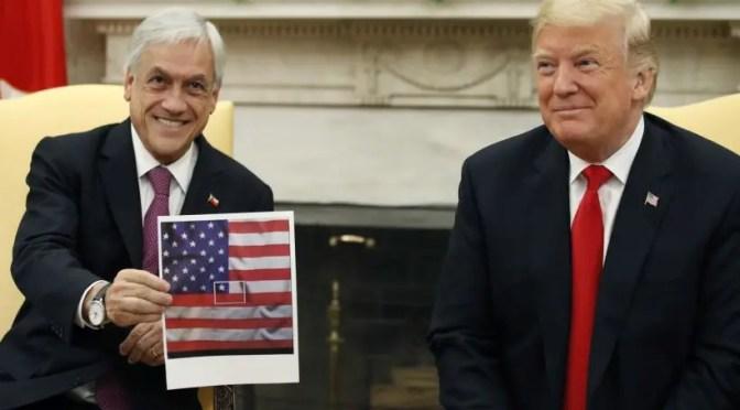 Piñera, Trump y Venezuela