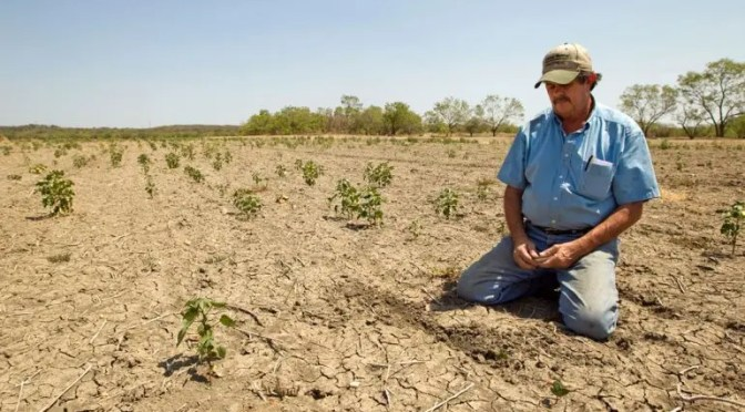 Defensa del derecho colectivo al agua y crisis hídrica