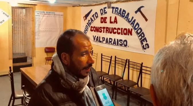 portuarios discriminados por Von appen: «que nos apoye la CUT»