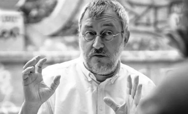 """Jorge Reichmann: """"el cambio climático es el síntoma, pero la enfermedad es el capitalismo"""""""